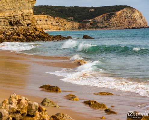 Praia do Boca do Rio, Algarve, Portugal