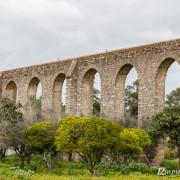Aquädukt, Évora, Portugal