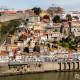 Standseilbahn und historische Stadtmauer