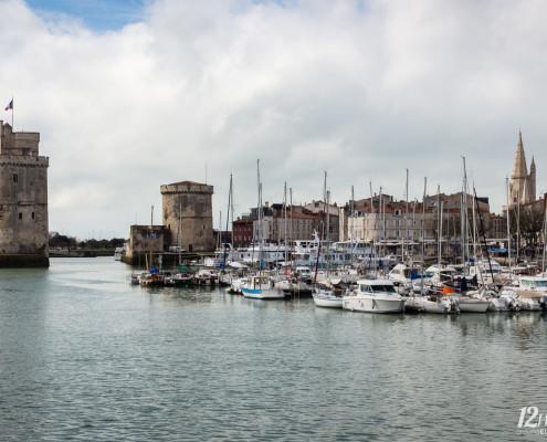 Alter Hafen, La Rochelle, Frankreich