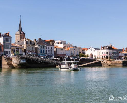 Les Sables-d'Olonne, Frankreich