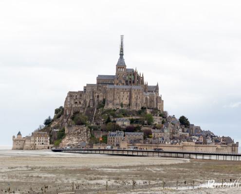 Le Mont-Saint-Michel, Frankreich
