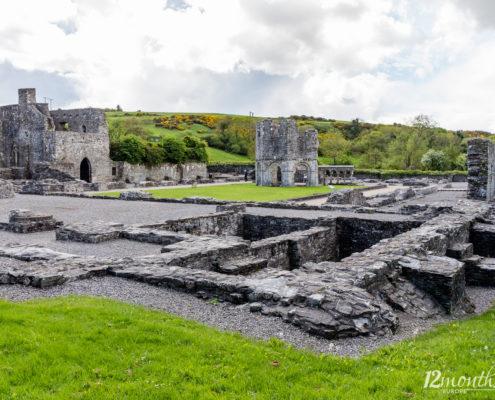 Mellifont Abbey, Irland