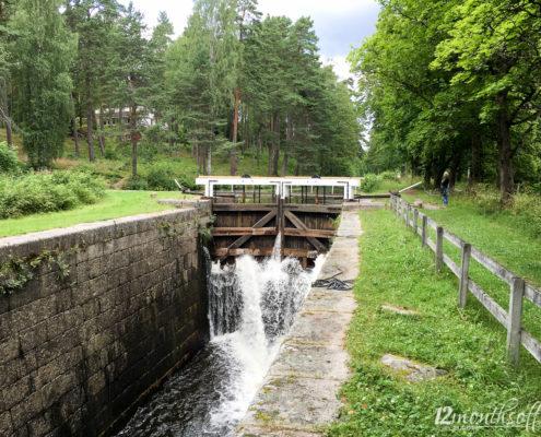 Halstahammar, Schweden