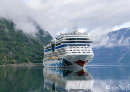 Eidfjord, Norwegen