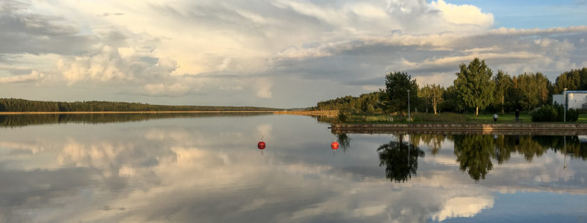 Rantasalmi, Finnland