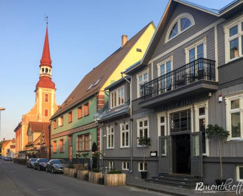 Pärnu, Estland
