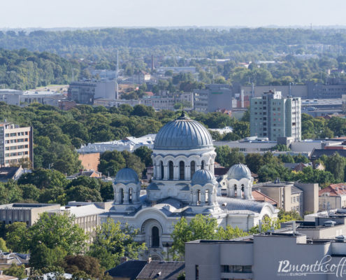 Kaunas, Litauen