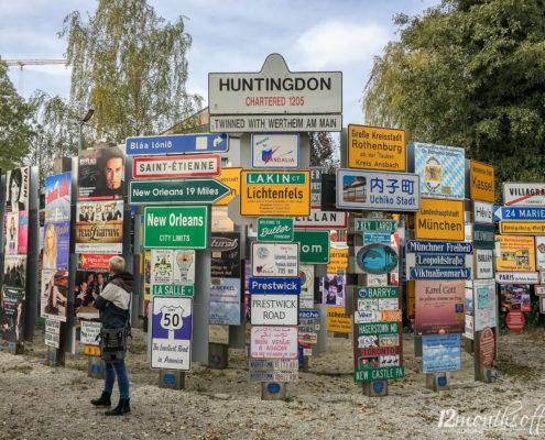 Fernweh-Park, Hof, Deutschland